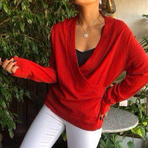 Calvin Klein | NWT Deep V Knit Sweater